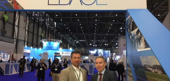 Picture & Video of the Month // EBACE 2017, we were there !