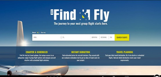 FIND & FLY: organising group flights (finally) goes digital with PRO SKY!