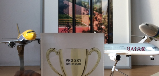 ISTAA rewards Pro Sky for its Corporate Citizenship activities in 2016