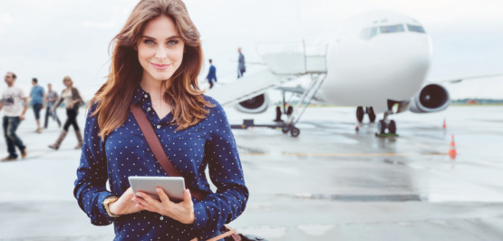 How to find the best group flight for your event