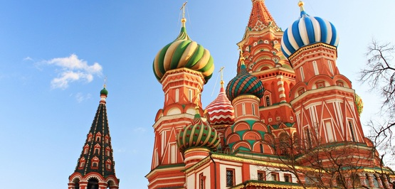 MICE trend Destinations : Russia