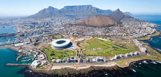 MICE TREND DESTINATION : SOUTH AFRICA