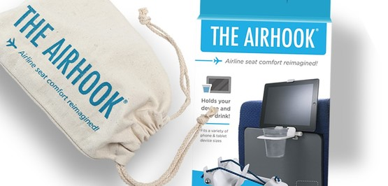 Travel Gadgets and Gear: The Airhook