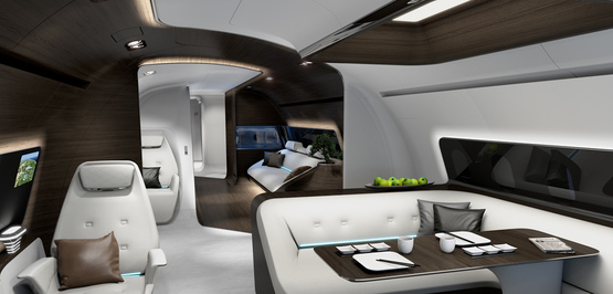 Modern Luxury has reached the World of Private Travel
